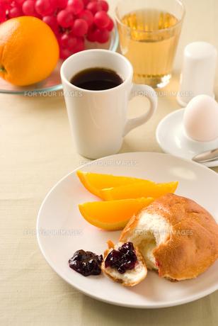 朝食の写真素材 [FYI00270477]