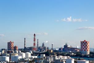 京浜工業地帯の写真素材 [FYI00270506]