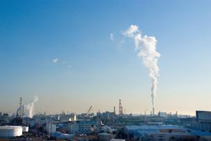 京浜工業地帯の写真素材 [FYI00270511]