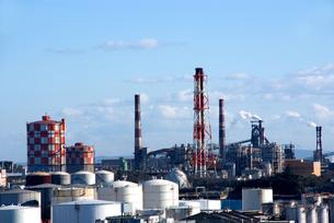 京浜工業地帯の写真素材 [FYI00270526]