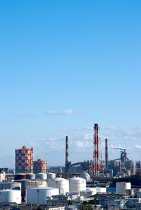 京浜工業地帯の写真素材 [FYI00270527]