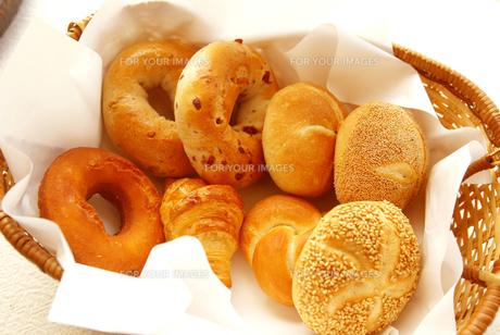 朝食パンの写真素材 [FYI00270559]