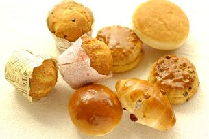 菓子パンの写真素材 [FYI00270572]