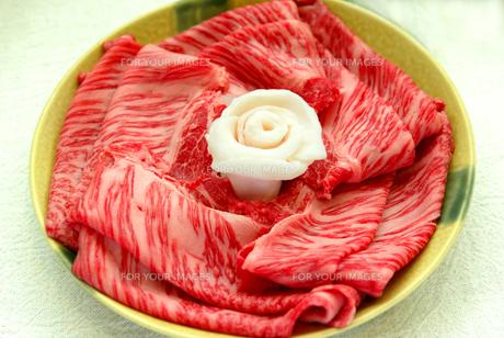 和牛肉の写真素材 [FYI00270576]
