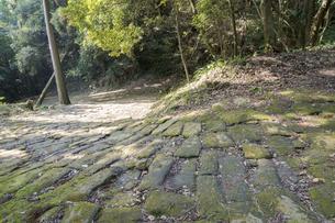 龍門司坂の石畳の素材 [FYI00270737]