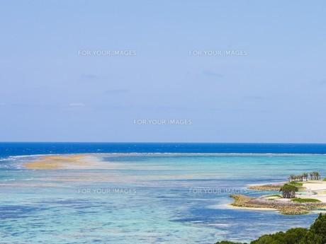 エメラルドビーチの写真素材 [FYI00271121]