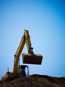 建設現場の写真素材 [FYI00271145]