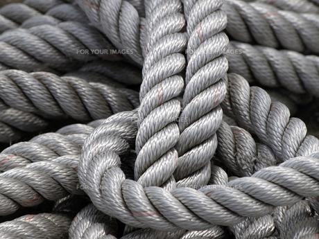 船の繋留用ロープの素材 [FYI00271372]