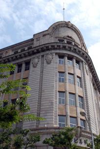 神戸旧居留地 レトロ建築 の写真素材 [FYI00271676]