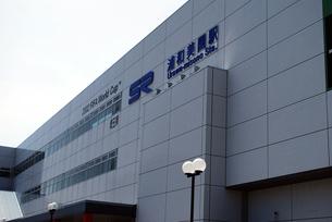 浦和美園駅の写真素材 [FYI00271681]