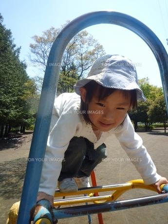 笑顔の女の子の素材 [FYI00271684]