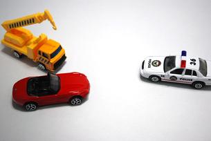 交通事故の写真素材 [FYI00271717]
