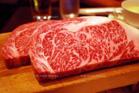 神戸牛の写真素材 [FYI00271733]