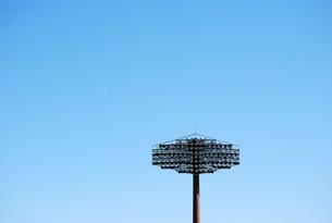 照明塔の写真素材 [FYI00271738]