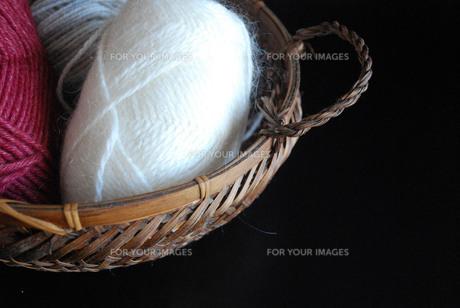 毛糸玉の写真素材 [FYI00271824]