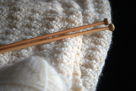 編み物の素材 [FYI00271837]