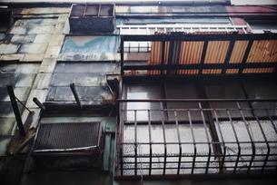 昭和の街角の写真素材 [FYI00271984]