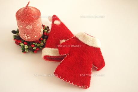 クリスマスのお楽しみの写真素材 [FYI00272140]