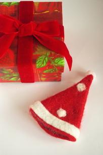 クリスマスのお楽しみの写真素材 [FYI00272144]