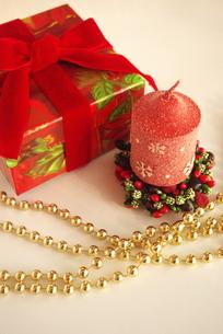 クリスマスのお楽しみの写真素材 [FYI00272145]