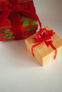 クリスマスのお楽しみの写真素材 [FYI00272147]