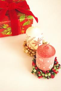 クリスマスのお楽しみの写真素材 [FYI00272155]