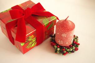 クリスマスのお楽しみの写真素材 [FYI00272167]