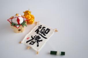 迎春〜めでたづくし〜の写真素材 [FYI00272174]