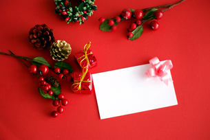 クリスマスの素材 [FYI00272255]