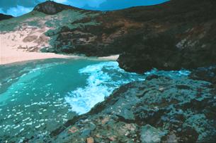 小笠原南島の写真素材 [FYI00272985]
