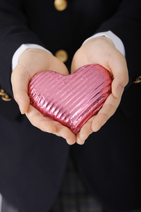 バレンタインチョコの素材 [FYI00273105]
