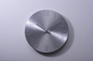 壁掛け時計の写真素材 [FYI00273138]
