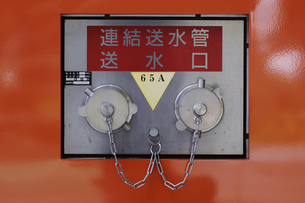 消火栓の写真素材 [FYI00273429]