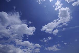 青空の写真素材 [FYI00273470]