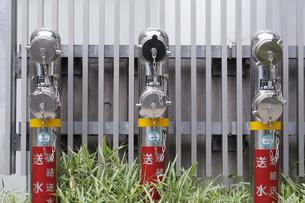消火栓の写真素材 [FYI00273481]
