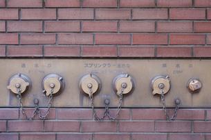 消火栓の写真素材 [FYI00273519]