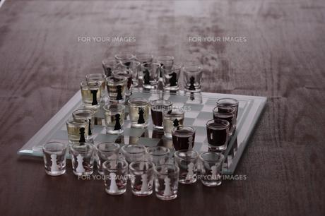 チェスの写真素材 [FYI00273548]