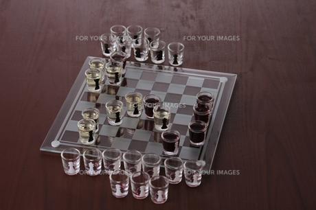 チェスの写真素材 [FYI00273567]