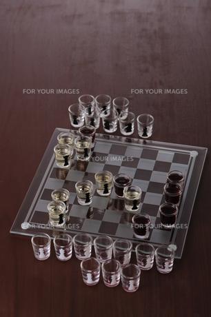 チェスの写真素材 [FYI00273574]