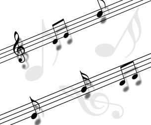 音楽の写真素材 [FYI00273612]