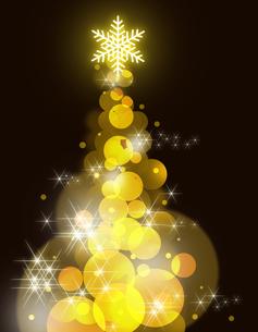 クリスマスツリーの写真素材 [FYI00273668]
