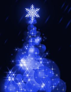 クリスマスツリーの写真素材 [FYI00273674]
