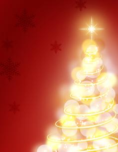 クリスマスツリーの写真素材 [FYI00273677]