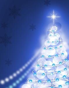 クリスマスツリーの写真素材 [FYI00273695]