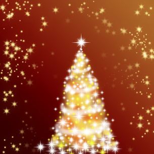 クリスマスツリーの写真素材 [FYI00273698]
