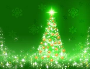 クリスマスツリーの写真素材 [FYI00273721]