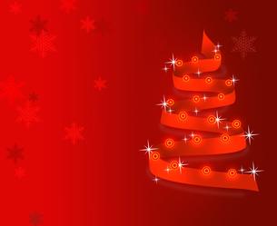 クリスマスツリーの写真素材 [FYI00273806]
