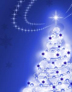 クリスマスツリーの写真素材 [FYI00273809]