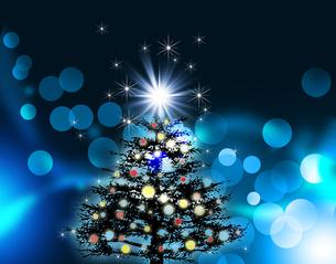 クリスマスツリーの写真素材 [FYI00273819]