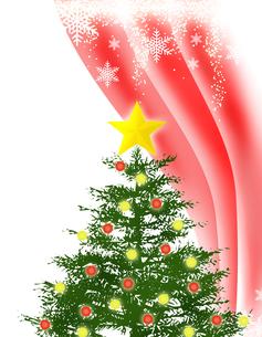 クリスマスツリーの写真素材 [FYI00273827]